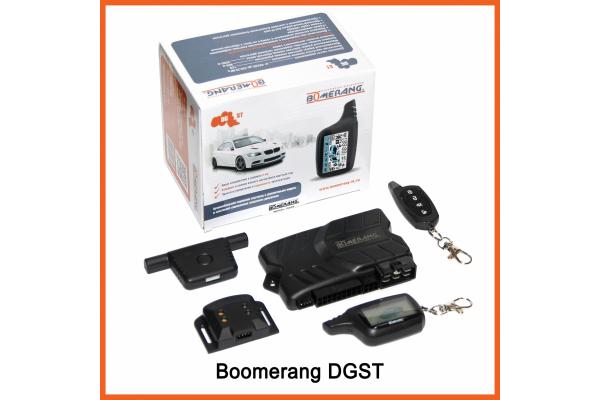 Автомобильная охранная система Boomerang DGST