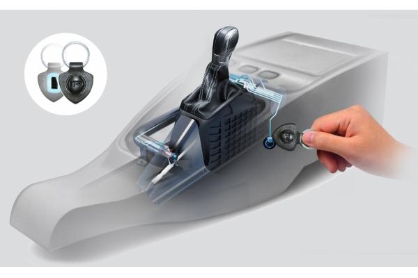 Garant iP-GR - электромеханический блокиратор КПП