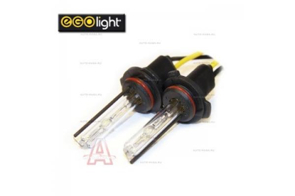 Ксеноновая лампа EGOLIGHT AC, серии H, с температурой свечения 4300k, 5000k, 6000k. за комплект (2шт)
